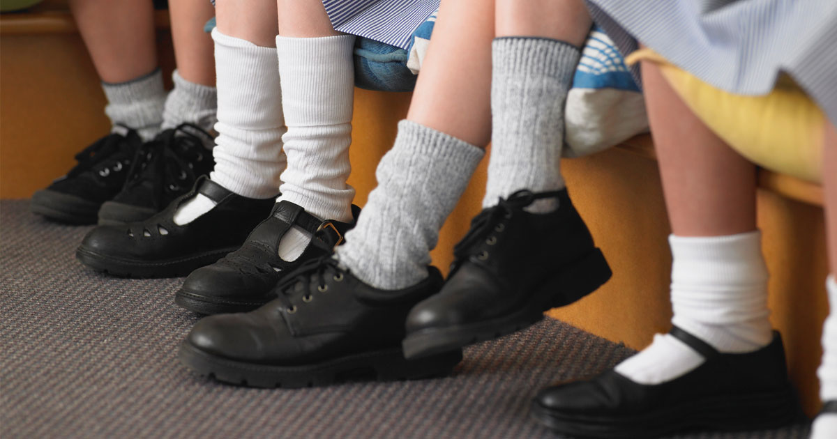 How to Choose the Best School Shoes